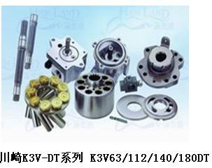 Kawasaki K3V140DT K3V180DT hydraulic pump accessories hydraulic motor