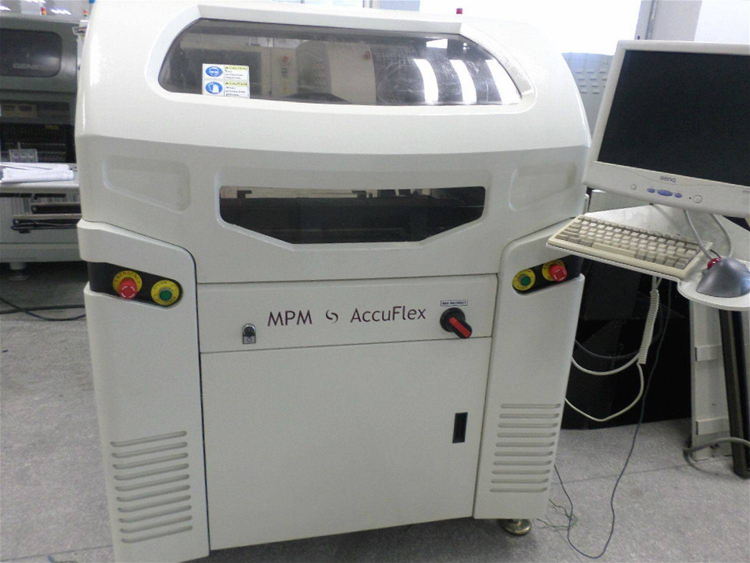 MPM-ACCELA Screen Printer