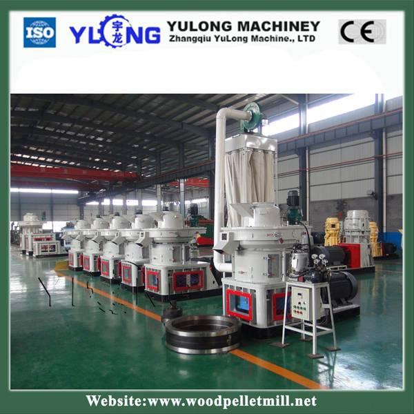 wood pellet machine/rice husk pelletizing machine