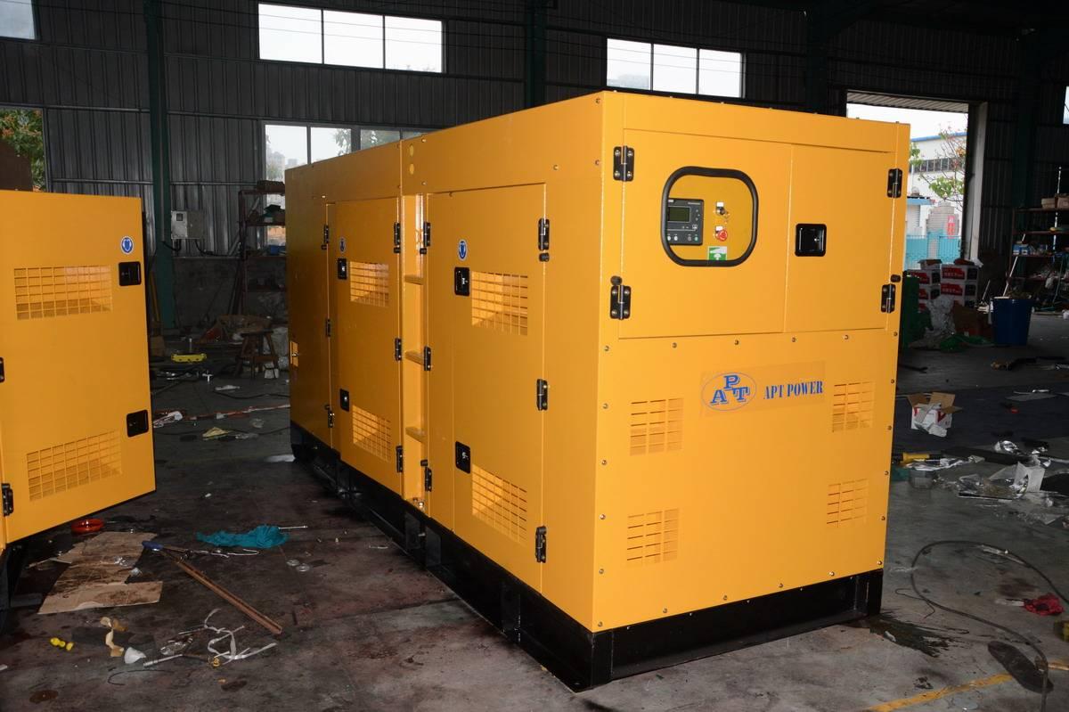 Sound-proof Generator Set with Deutz Engine, Stamford Alternator and 60Hz Frequency