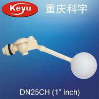 Offering DN25CH 1 plastic float valve