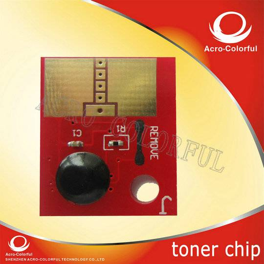 Newest hot compatible laser chip for Dell C5765dn printer toner cartridge chip
