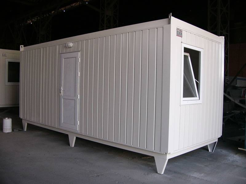 movable contaier house