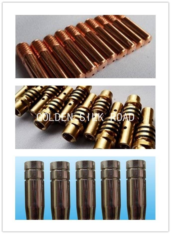 consumable suitable for BINZEL15AK MIG torch kits