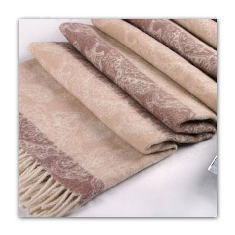 Merino blanket, throw, scarf