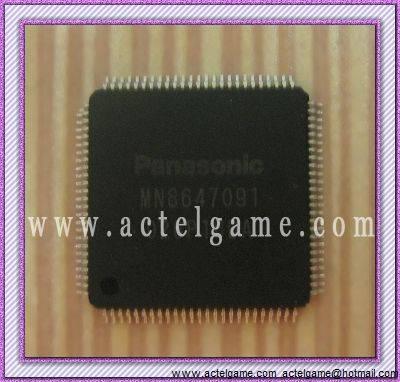 PS3 HDMI IC Chip mn8647091 mn864709 mn86471A repair parts