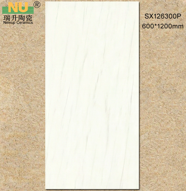 Big size full glazed tiles with Ariston Greece for wall or floor
