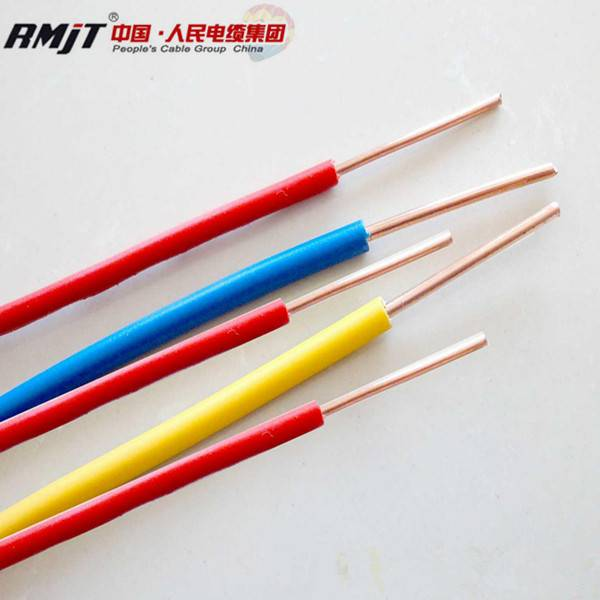 1.5mm 2.5mm 4mm 6mm 10mm house wiring electric cable