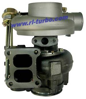 Turbocharger HX40W, 3802651 3535635 for Cummins 6CT