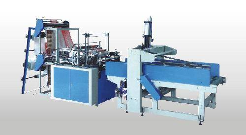 Computer Control Double-Layer Auto Punching Bag-making Machine