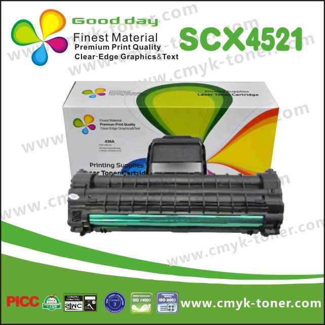 Samsung SCX 4521D2 without chip Chinese Printer toner cartridge,Universal Model Samsung ML-1610/201