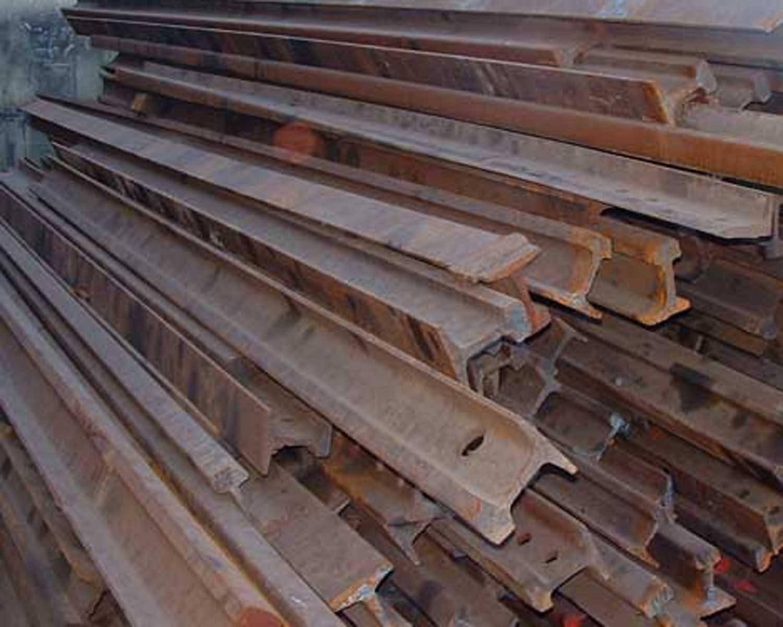 iron rail scrap hms 1 2