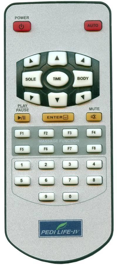 YK330 slim remote control