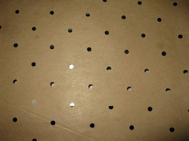 Perforated Kraft Paper - CAM Supplies