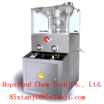Rotated Style Tablet Press Machine