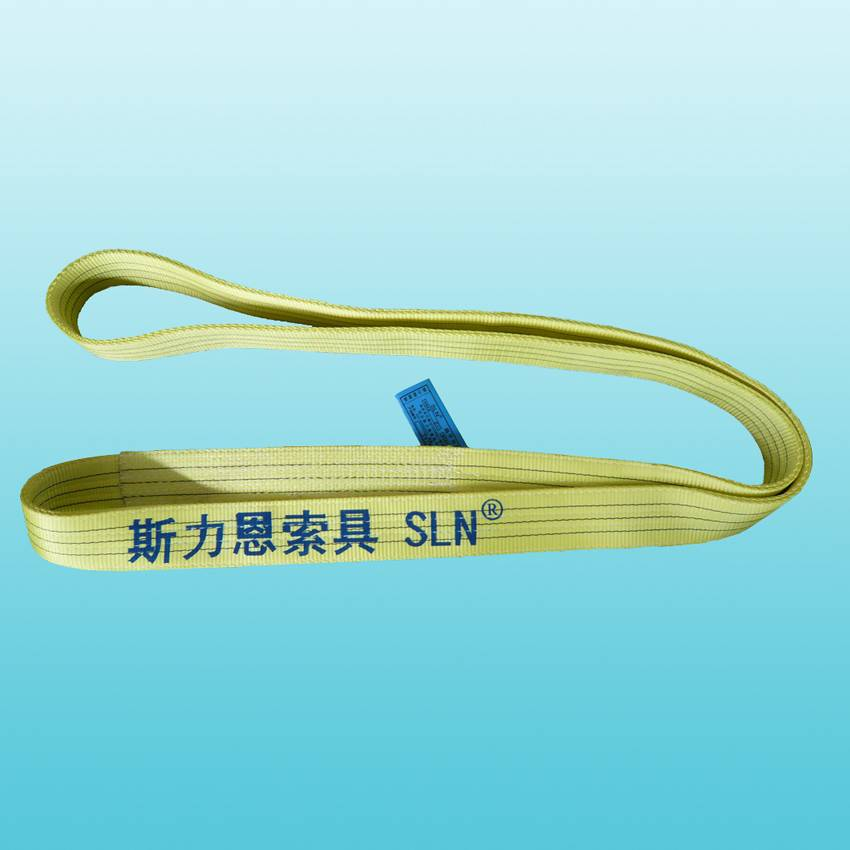 SLN Synthetic fibre Endless type Webbing Sling