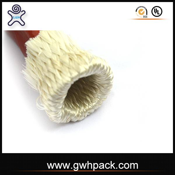 Great Pack high heat red hose for high temperature steel