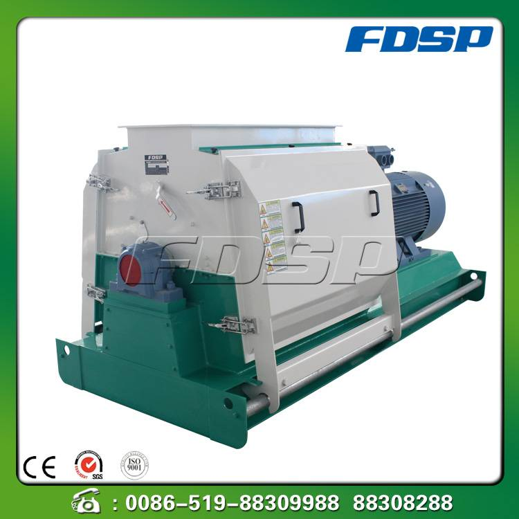 China manufacturing wood hammer mill