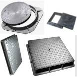 GX Ductile Iron and GX Gray Iron Manhole Cover Castings