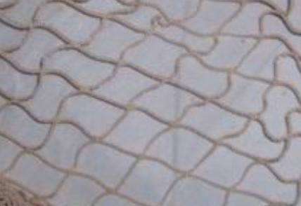 Polypropylene bird net