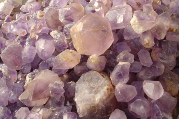 Rough Amethyst