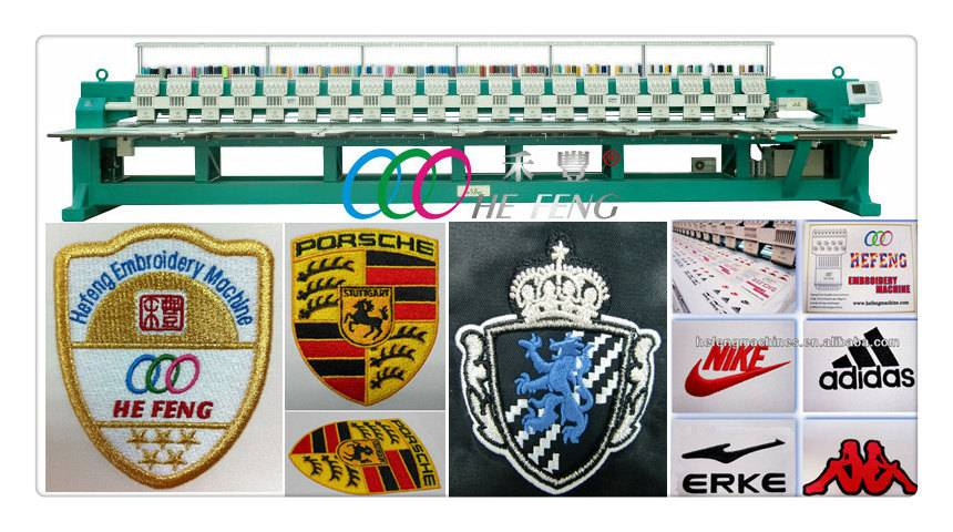 Selling Flat Embroidery Machine