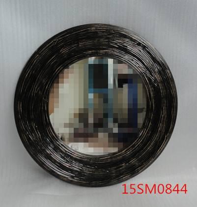 mdf wood frame mirror