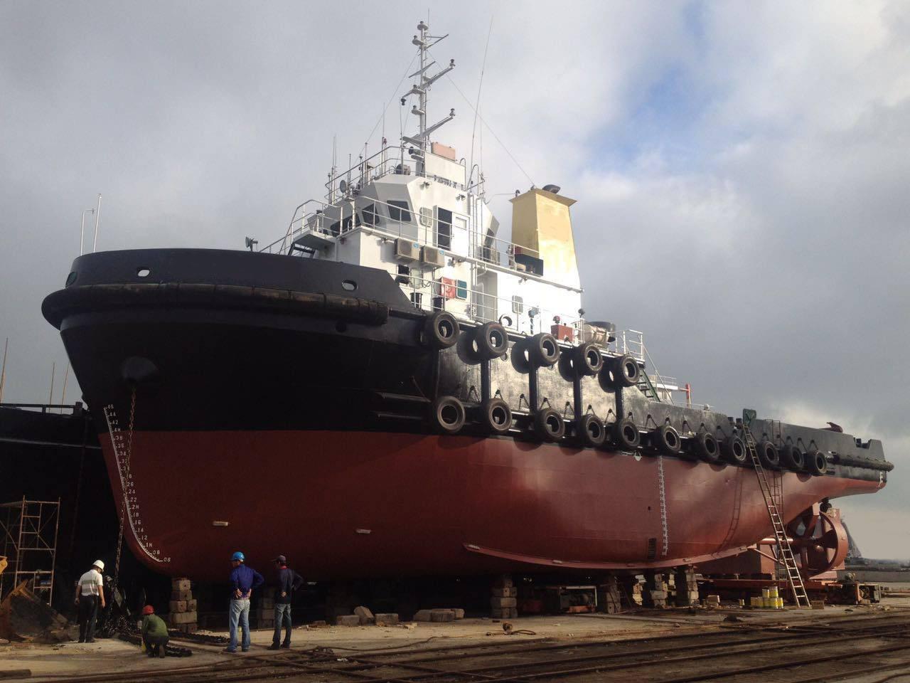 3600 HP Tugboat
