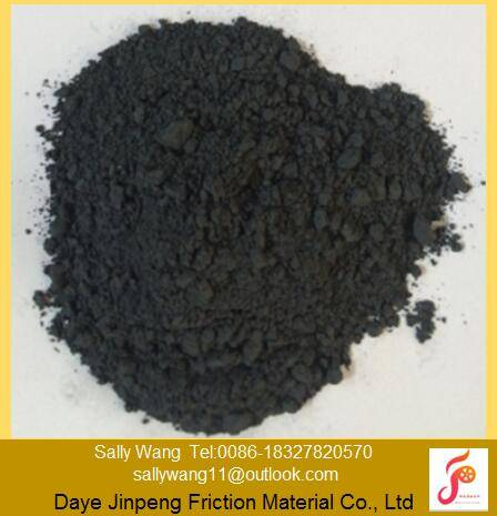 97% of 200mesh 325 mesh sieve rate friction material antimony sulfide
