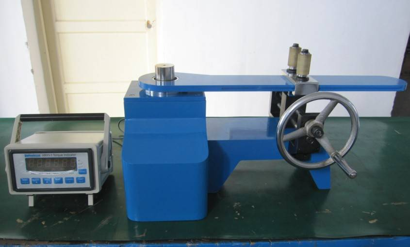 TWC-SG200 Screw-Driven Type Loading Calibrator(Accuracy ±1%, Optional ±0.3%)