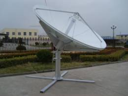 3.0m C-band/ Ku-band Fixed VSAT antenna