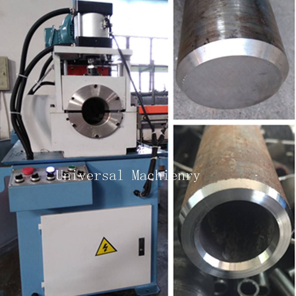Global warranty single head bar Chamfering Machine