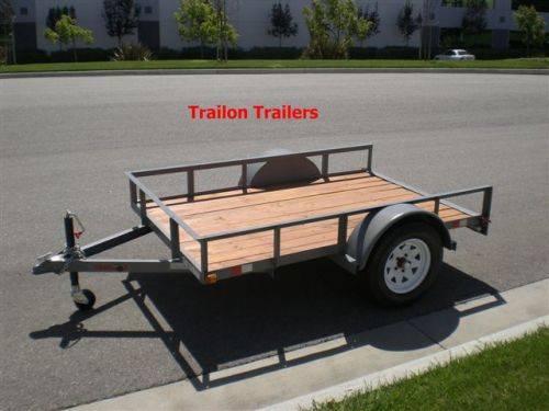 sell heavy duty trailer
