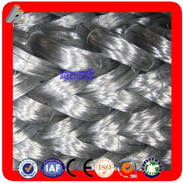 High Quality Electro Galvanized Wire With Best Price