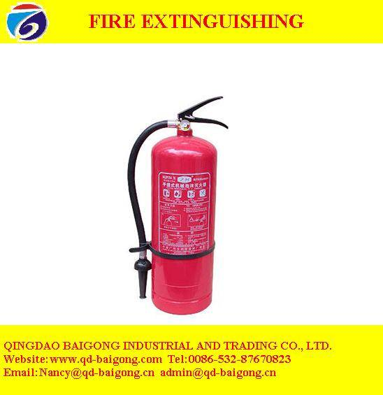 CO2 Fire Extinguisher, Fire Extinguisher Bottle