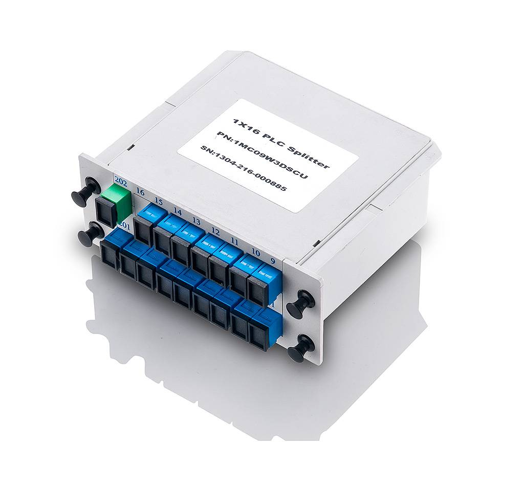 PLC splitter box