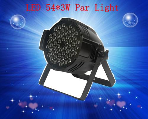 Stage Lighting LED 3W54 Par Light