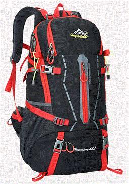 2016 waterproof mountain climbing hiking backpack unisex camp backpack