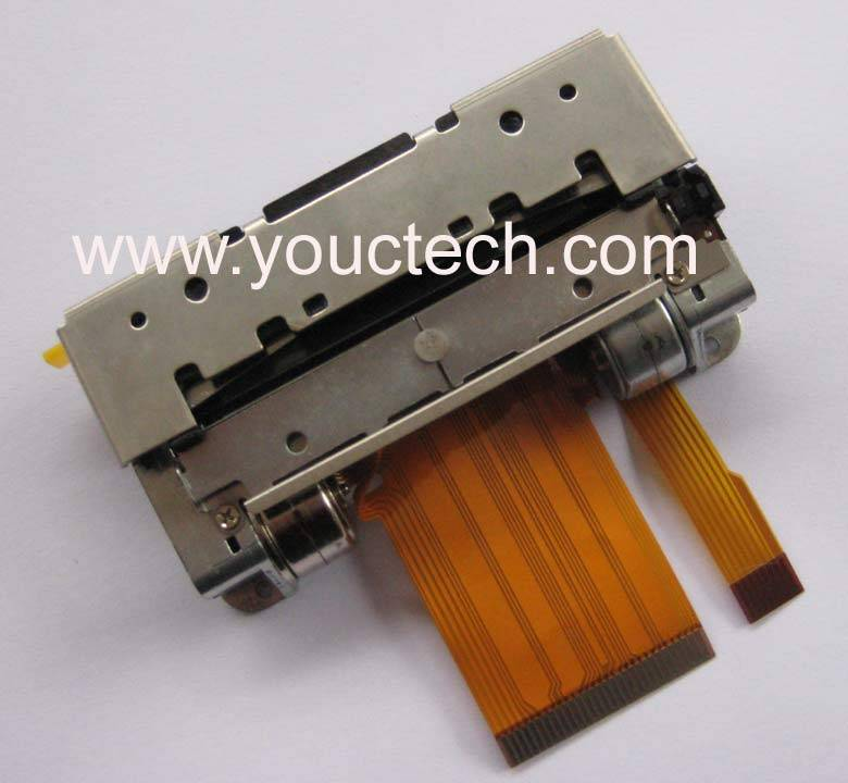 2inch autocutter thermal printer mechanism FTP-628MCL401 compatible