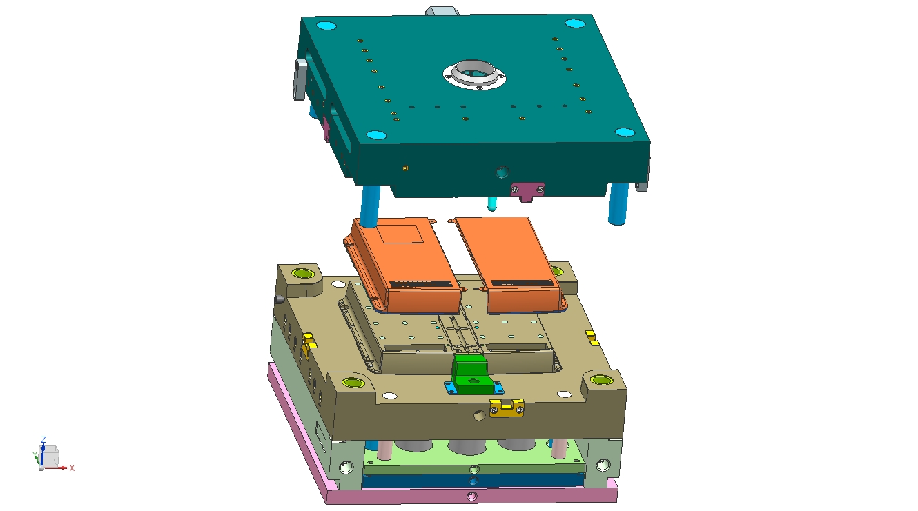 China Mould Factory Injection Mould