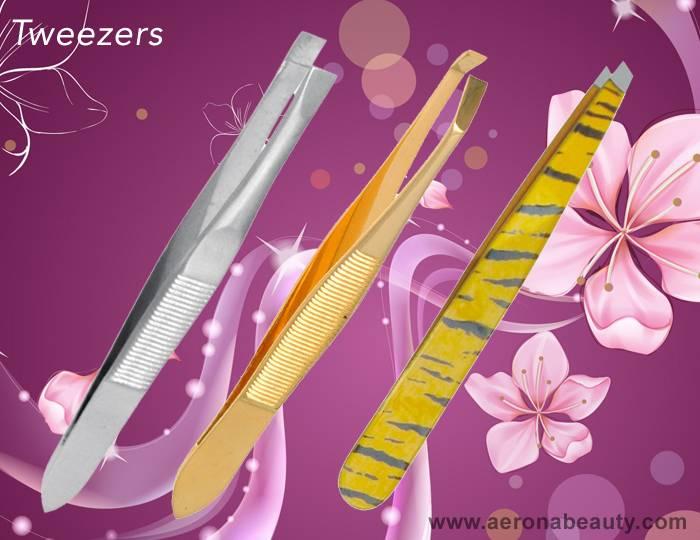 Eyebrow Tweezers-Aerona Beauty