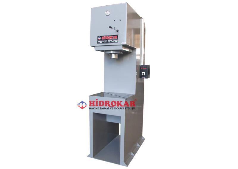 c frame hydraulic press 80 tons