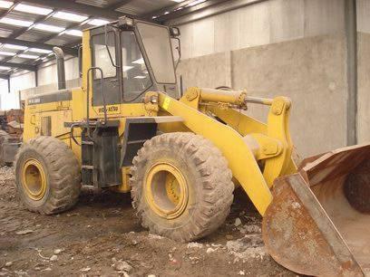 Sell very good working wheel loader KOMATSU WA 380