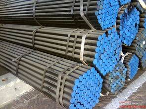 ASTM A333 Gr.1 Steel Pipe For Low Temperature Service