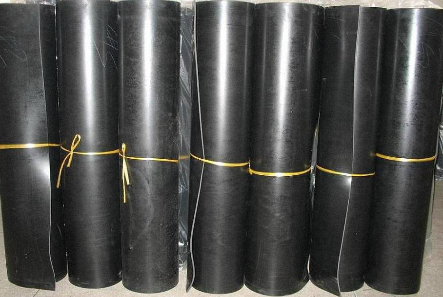 Inflaming Retarding Rubber Sheets