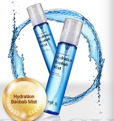 2 in 1 Facial Mist & Toner - Hydration and Acne Care