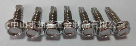 SS304 Hex Flange Head Self Drilling Screws