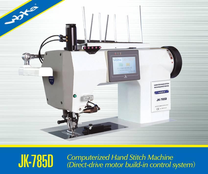 JIE KAI High Speed Intelligent Hand Stitch Sewing Machine