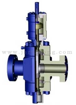 PFF series gate valve