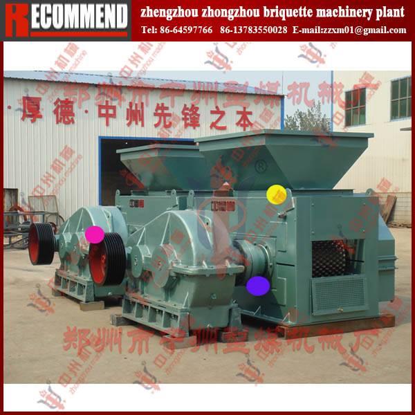 Economical and practical briquetting machine